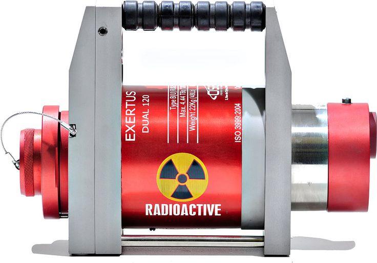 gamma ray projector